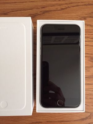 Новый Apple iPhone 6 - 16 Гб - Космос Грей