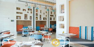 Waitress in AWJ Company (Dubai, UAE)